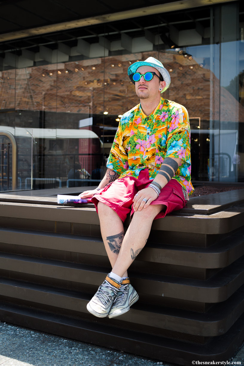 Pitti Uomo Archivi | Page 2 of 2 | The Sneaker Style