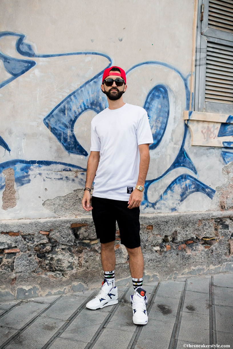 Pacer sonido embotellamiento  Street Style... Catania, Sicily | The Sneaker Style