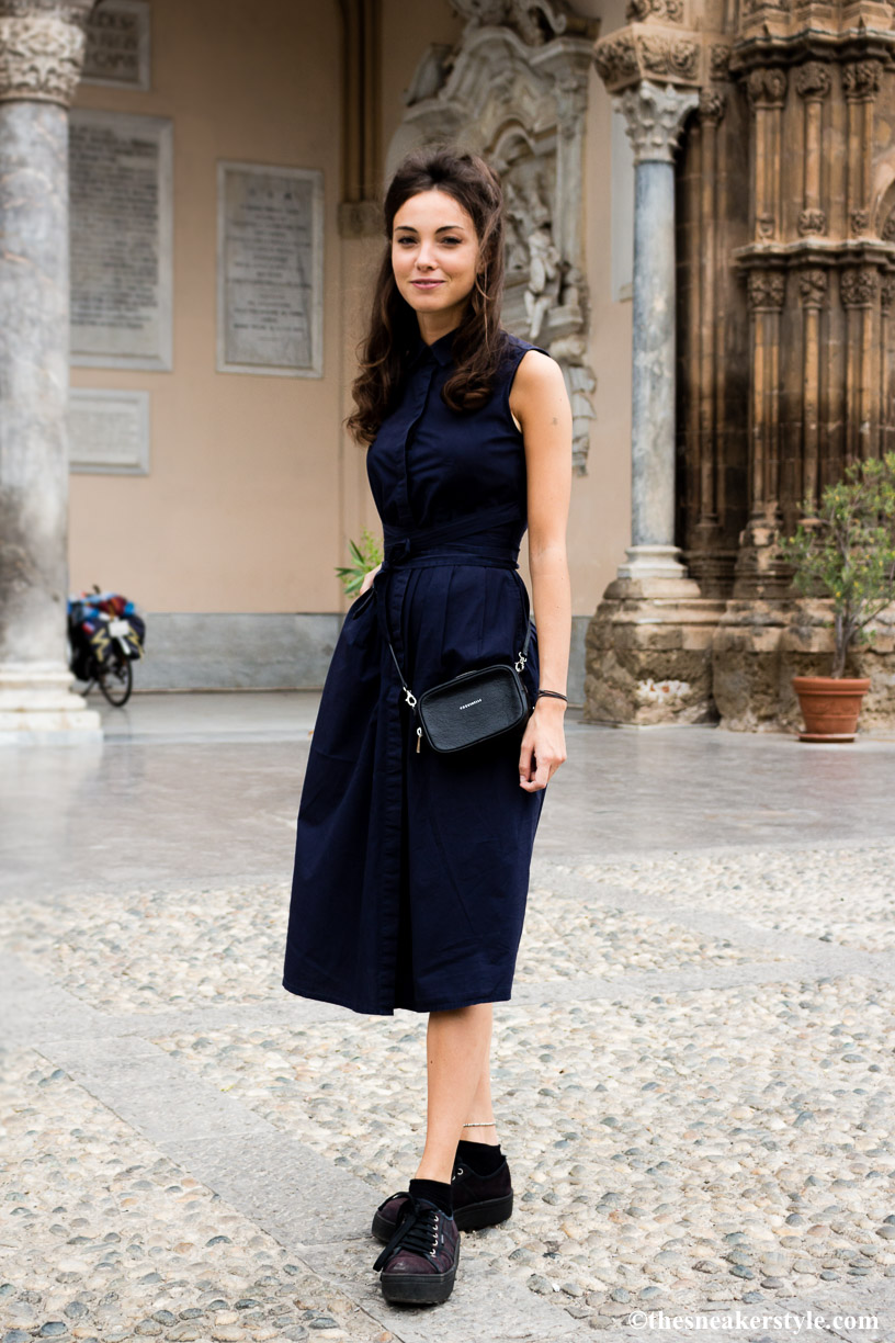 Street Style…Palermo Cathedral, Sicily